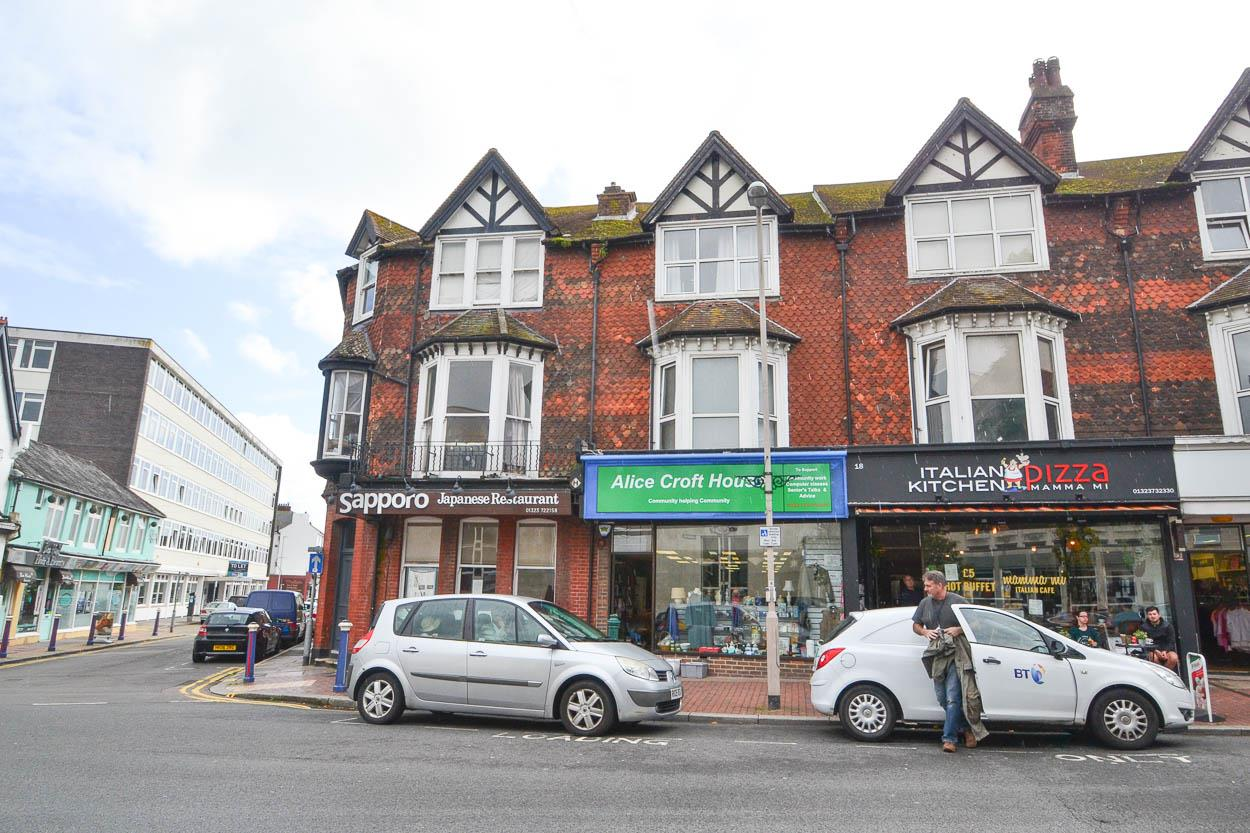 1 Bedroom Flat for sale in Grove Road, Eastbourne
